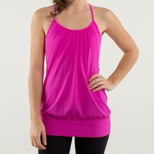 Lululemon No Limit Tank Top Built-in Bra